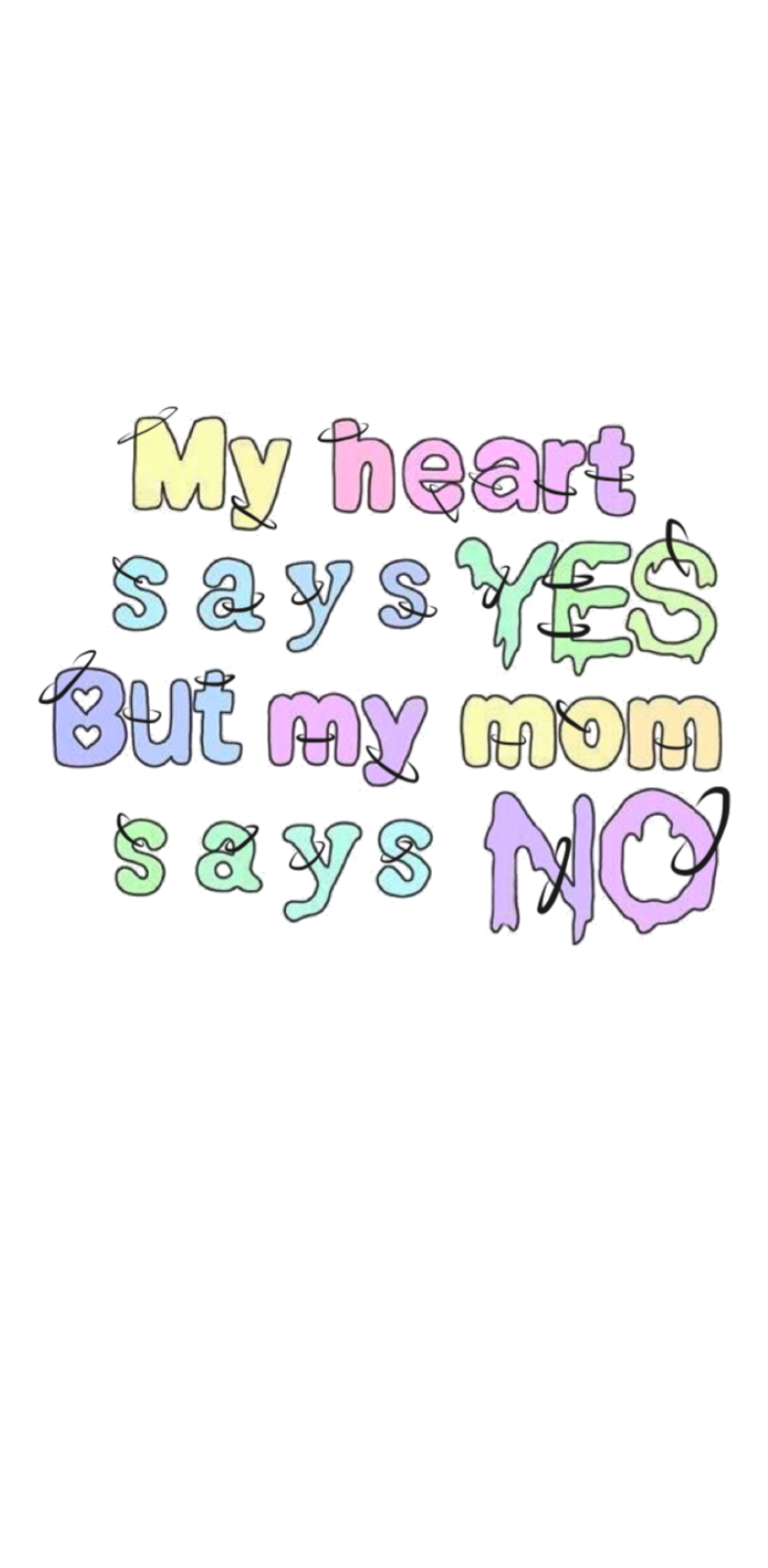 cover mymomsaysno