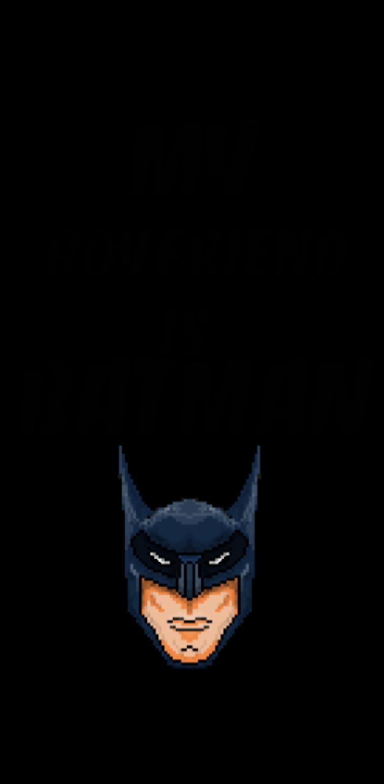 cover BATMAN boyfriend