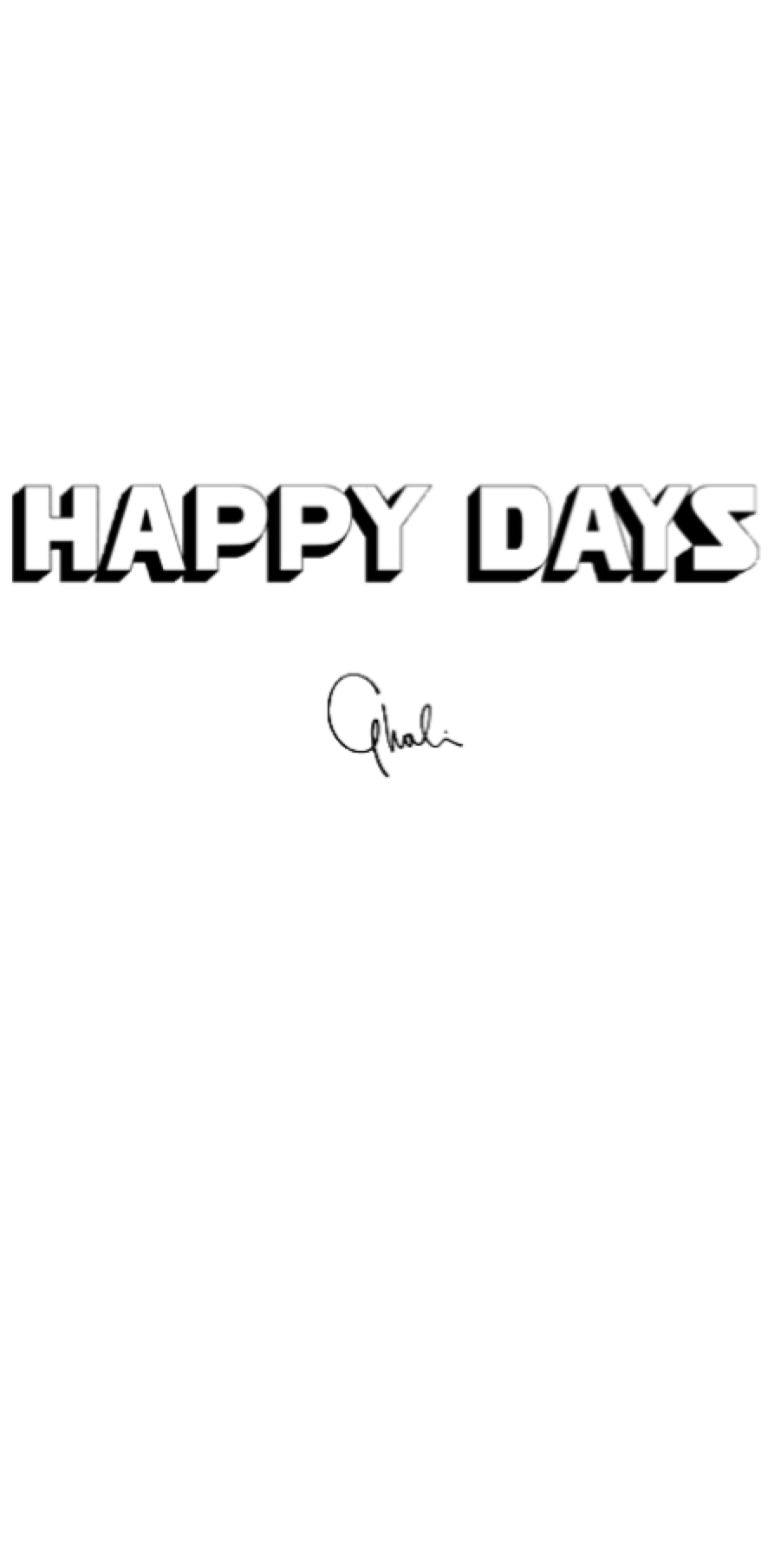 cover happy days