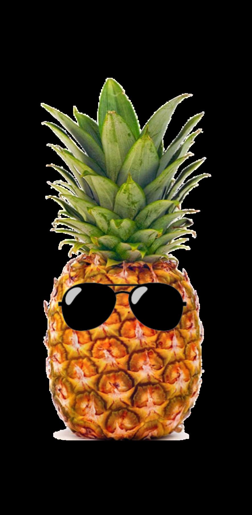 cover funny Ananas