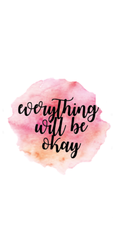 cover everything will be okay