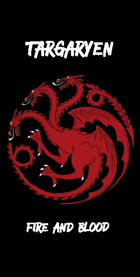 cover cover Targaryen