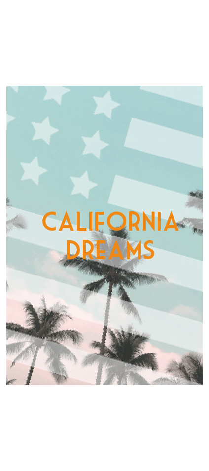 cover California Dreams