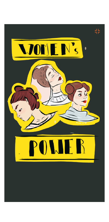 cover women's power