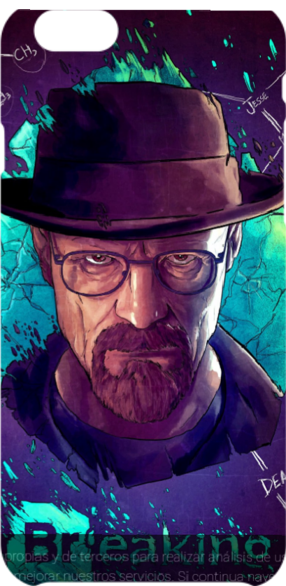 cover Breaking bad cover