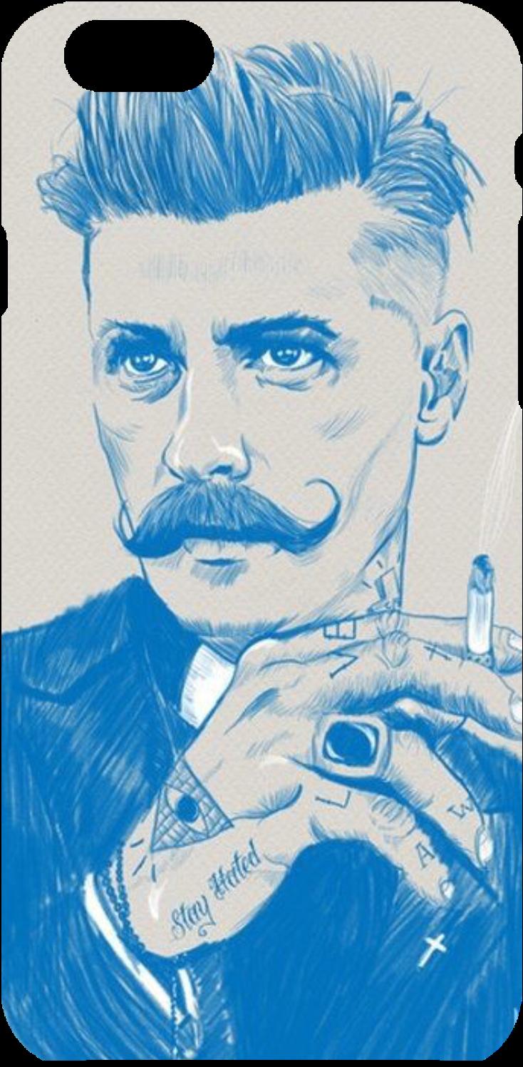cover Barber Men Tattoo #Gio3