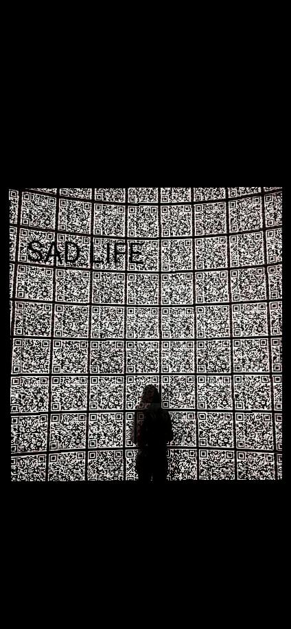 cover SAD LIFE