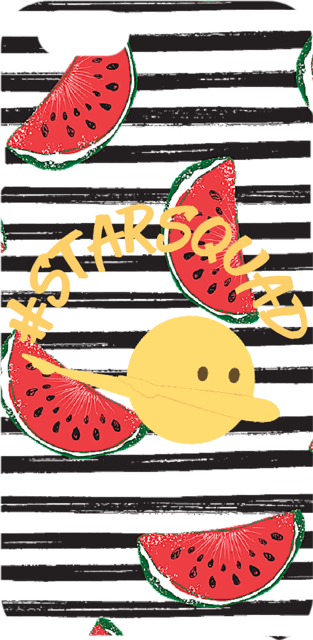 cover #StarSquad Phone Case