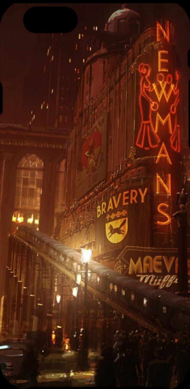 cover Vintage City