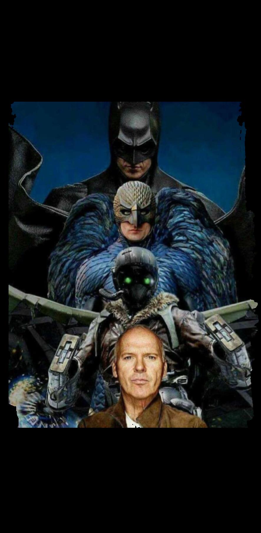 cover The Batman, the Birdman, the Vulture