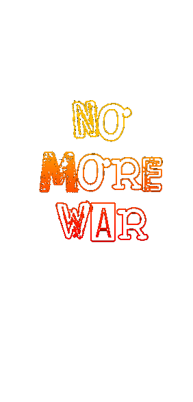 cover no more war