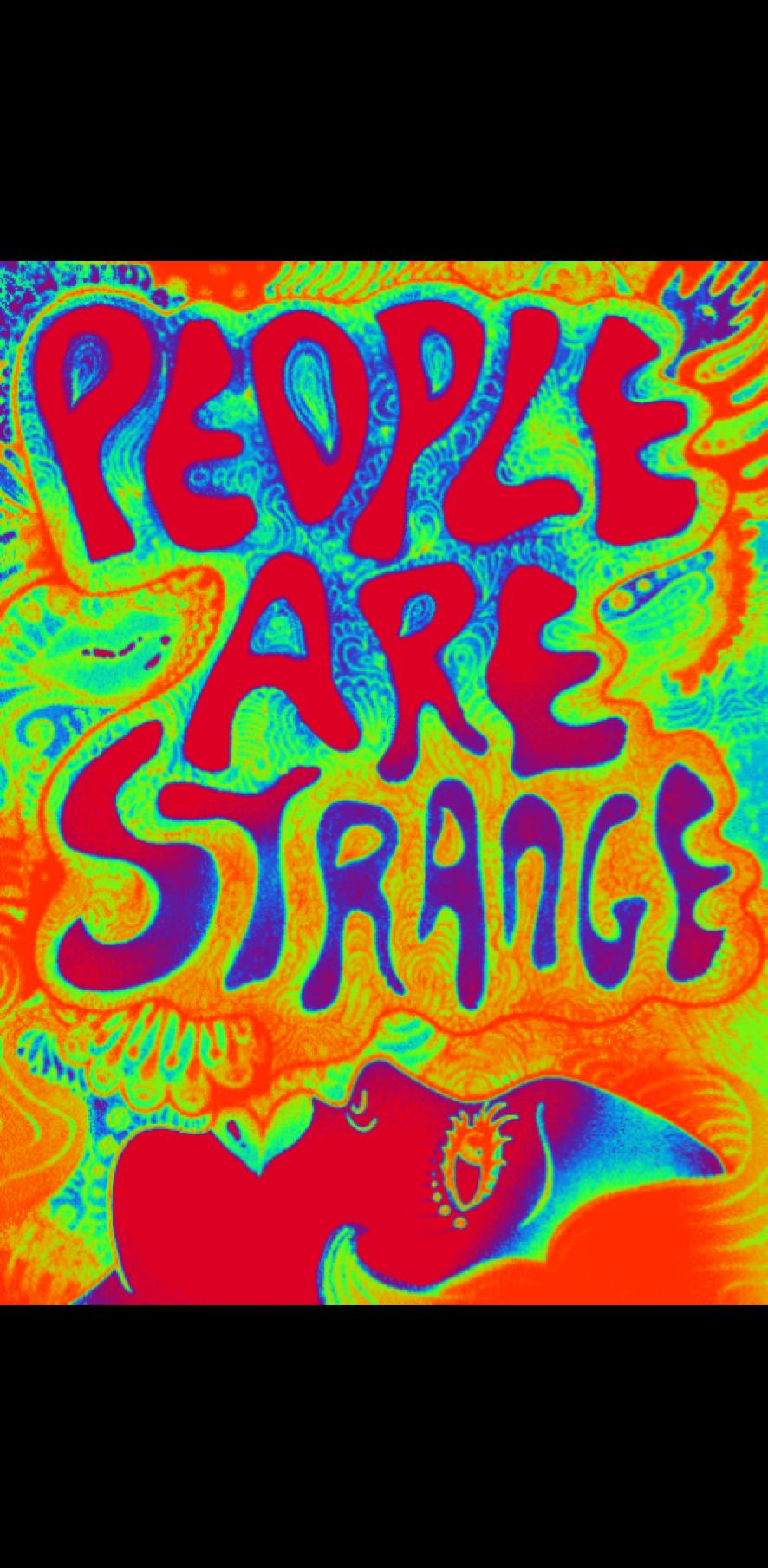 cover when you're a stranger