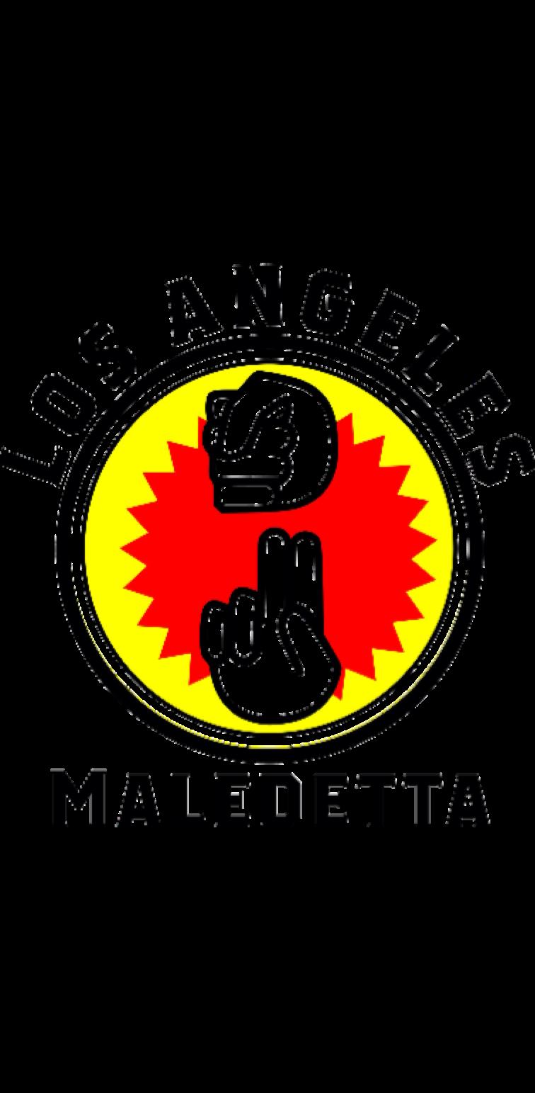 cover L.A. Maledetta