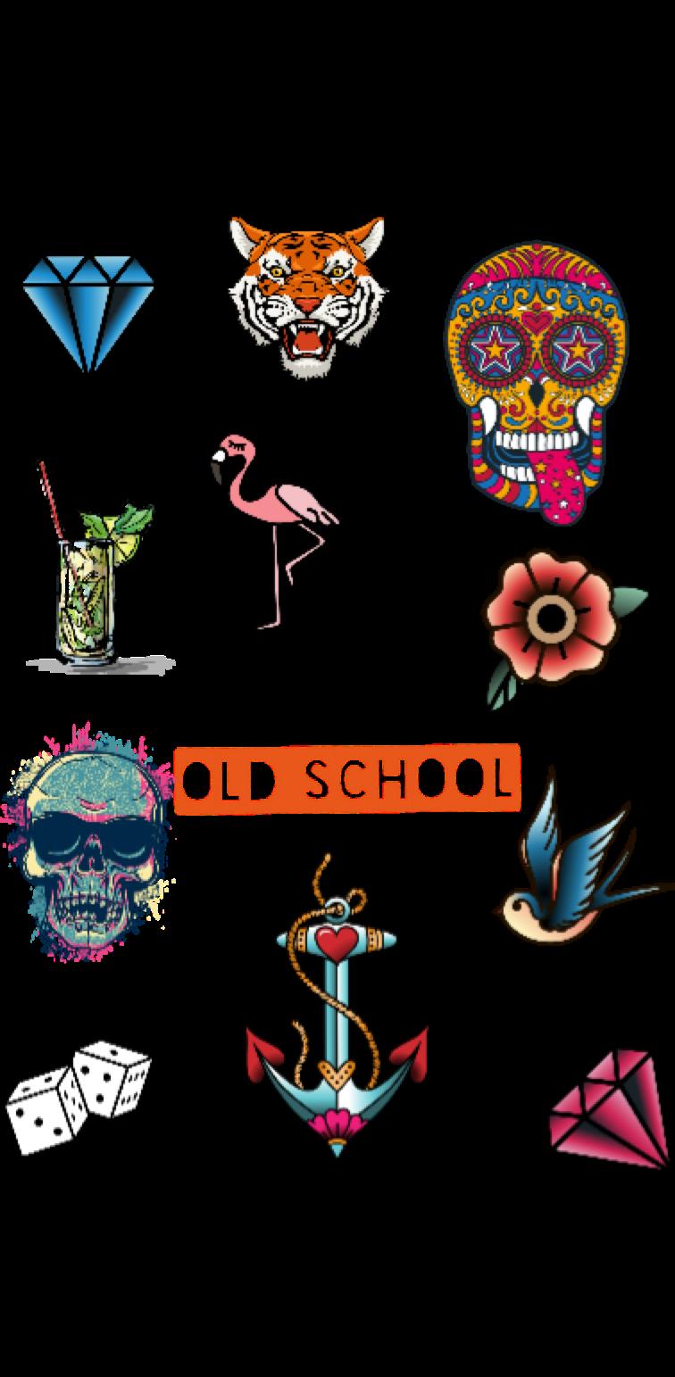 cover oldSchoolTShirt