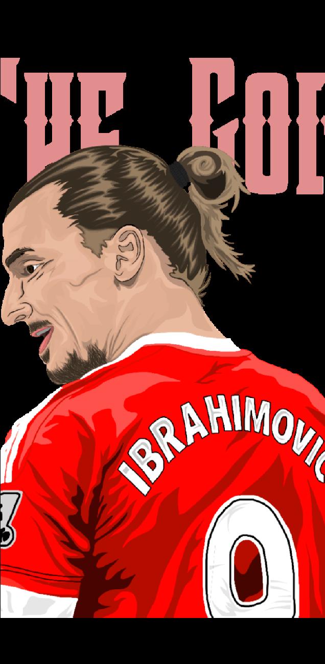 cover Zlatan ibrahimovic