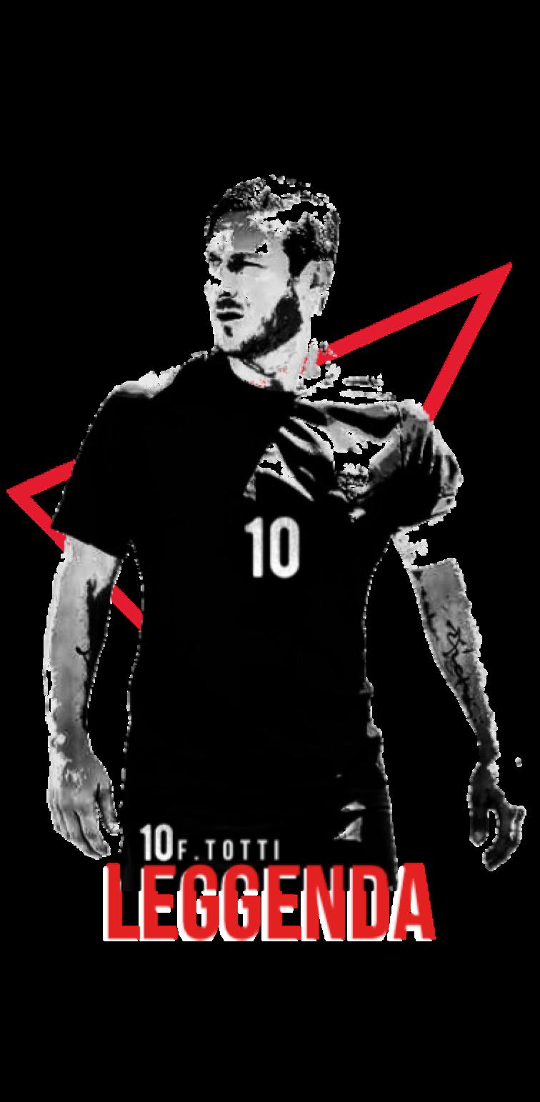 cover Francesco Totti il © ®