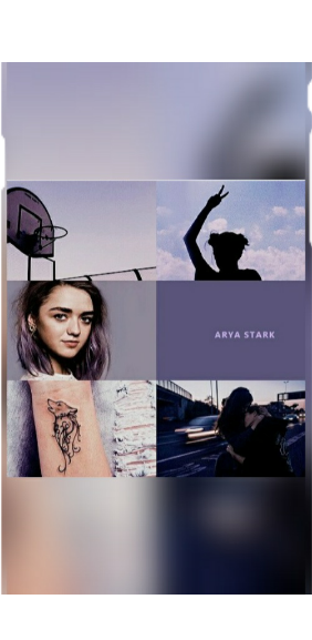 cover Cover Maisie/Arya