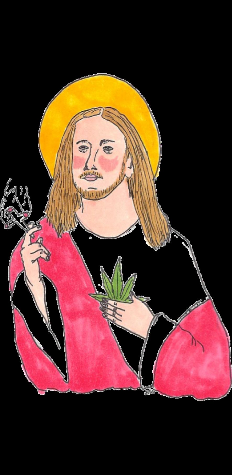 cover JESUS & MARIA