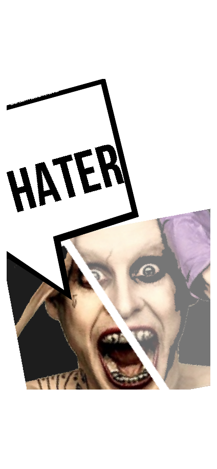 cover HATERS !!!