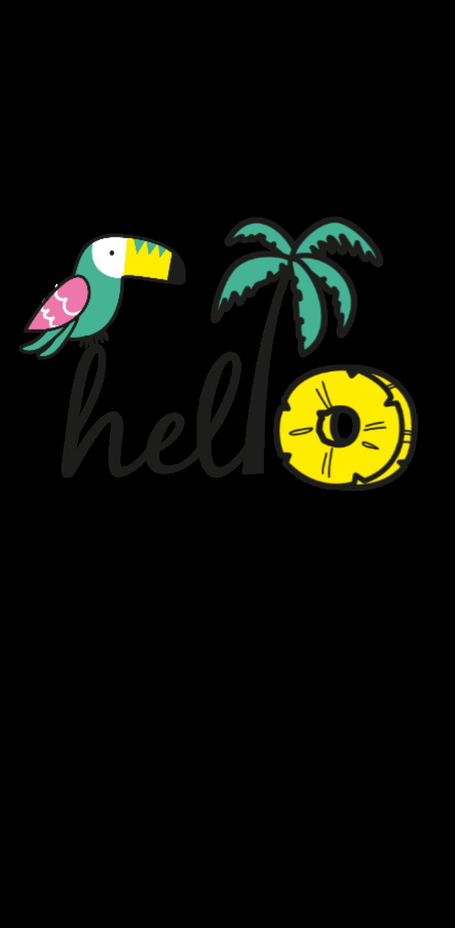 cover hello summer