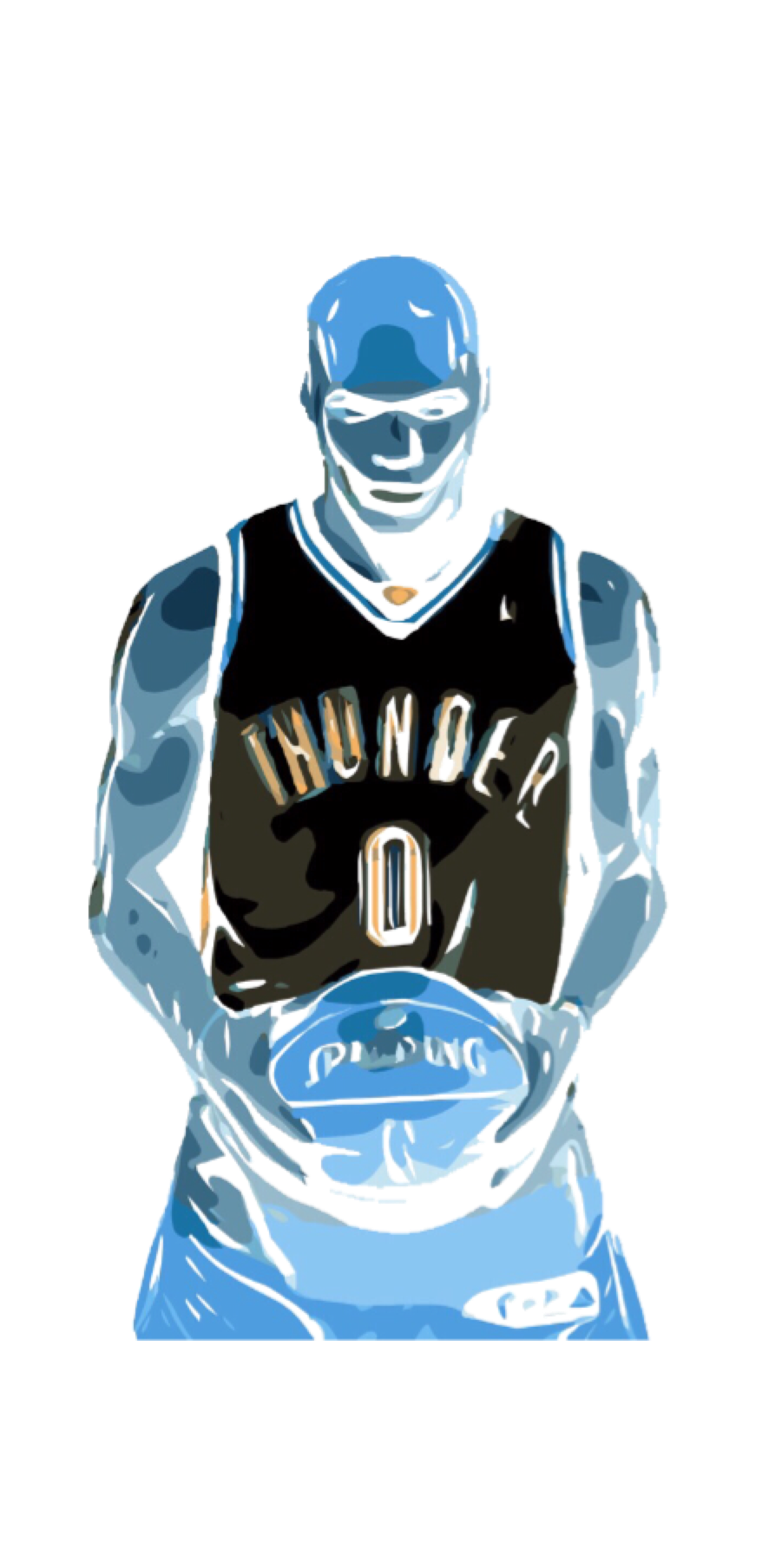 cover Russel Westbrook