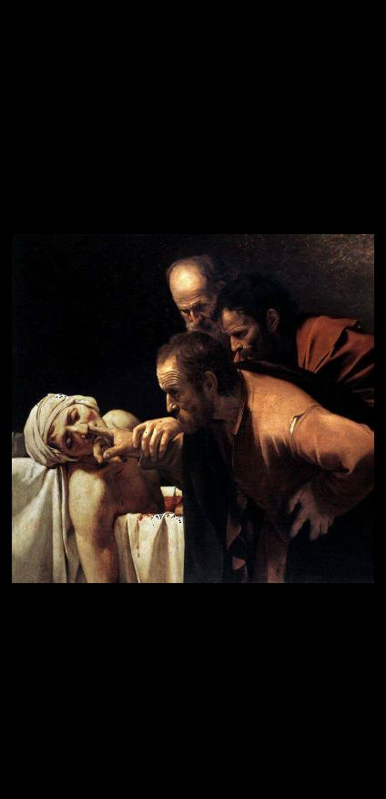 cover Caravaggio