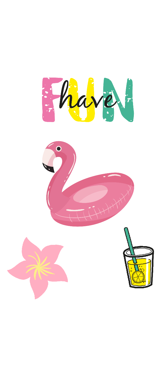 cover Summer Flamingo