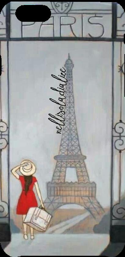 cover Paris in love
