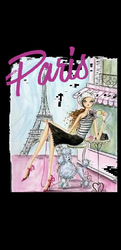 cover Paris fashion