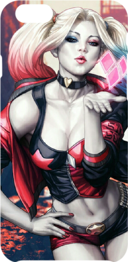 cover harley queen - @nextgeneration1