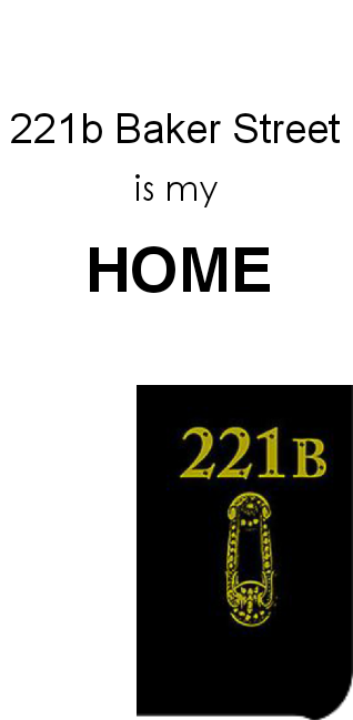 cover 221b baker street is my HOME COVER