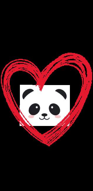 cover Cover panda cute