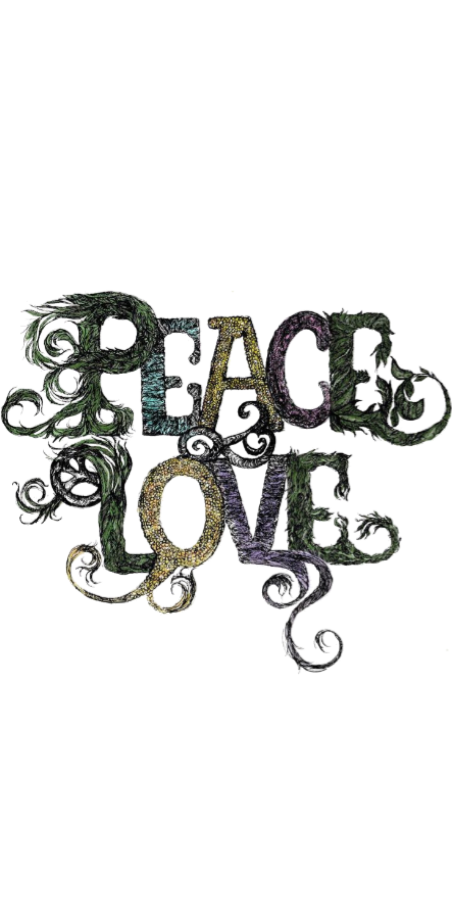 cover peace and love