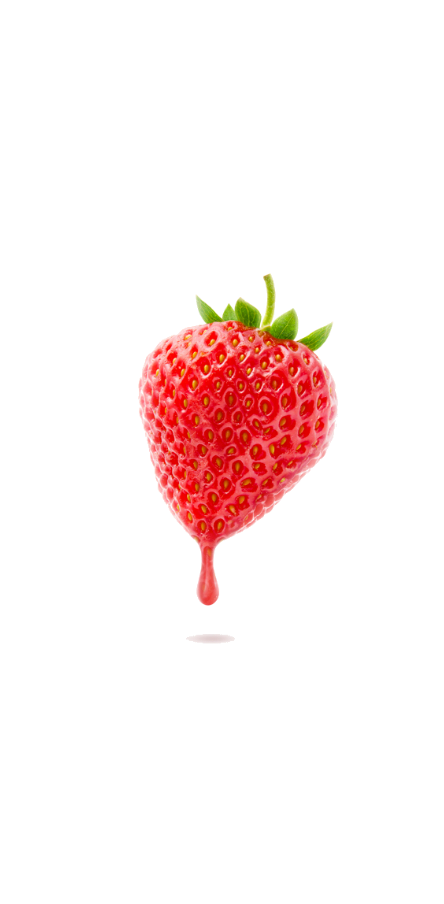 cover strawberry phone