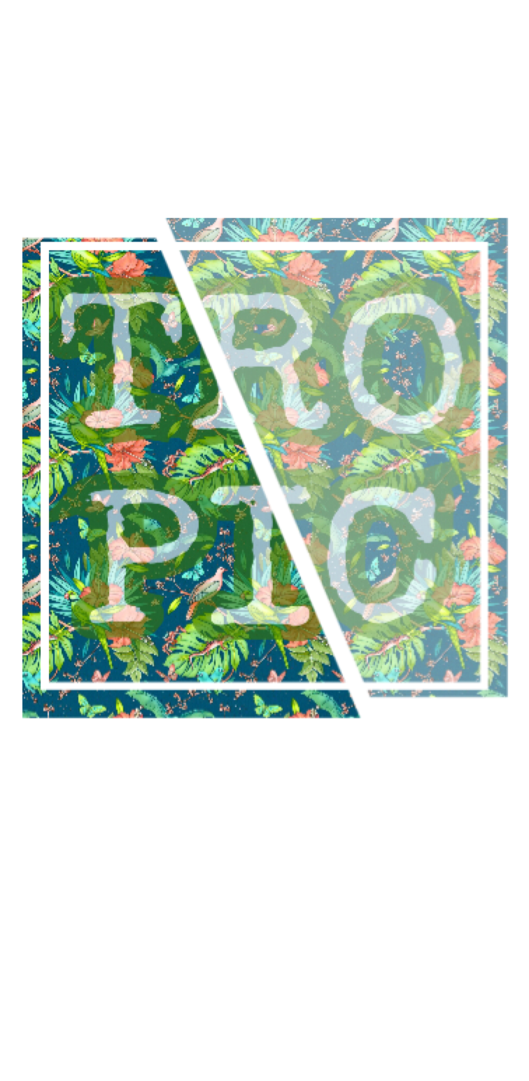 cover Tropical Wear