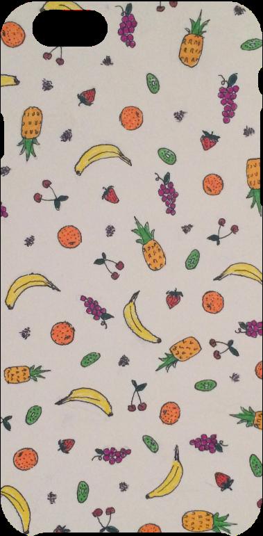 cover Fruit Print