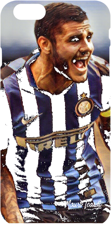cover MAURO ICARDI 9 ~ FIRST COVER By Tedz