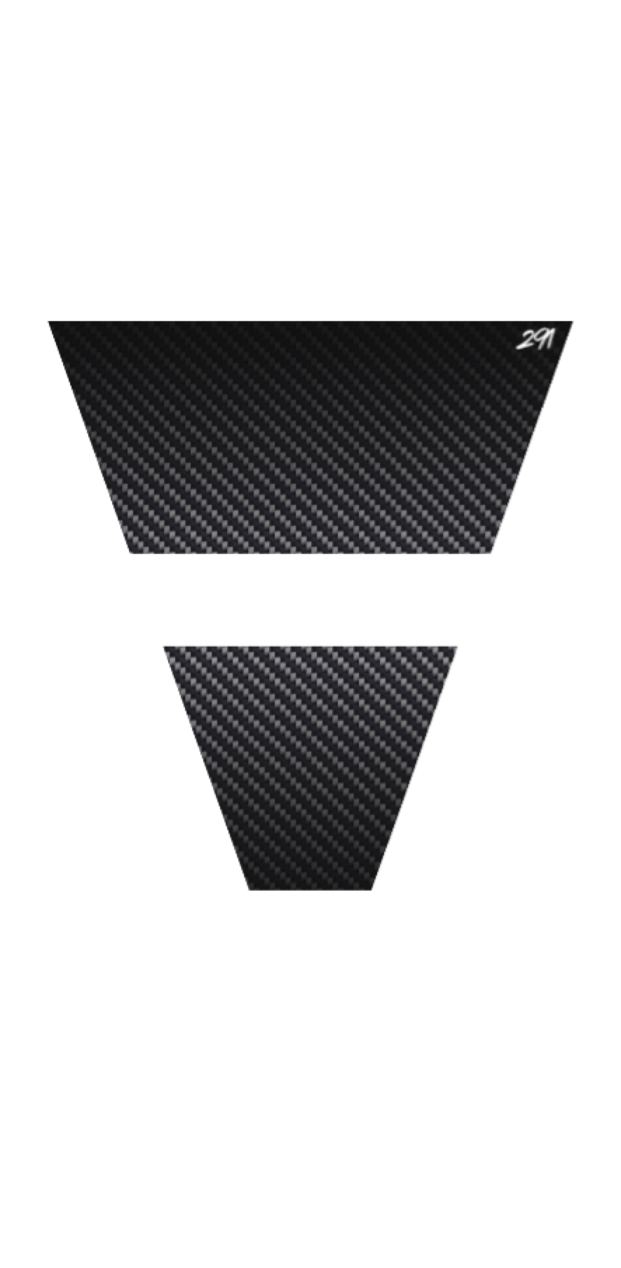 cover carbon 291