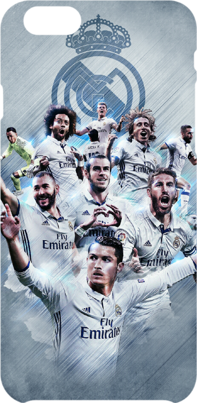 cover Cover 'Real Madrid'