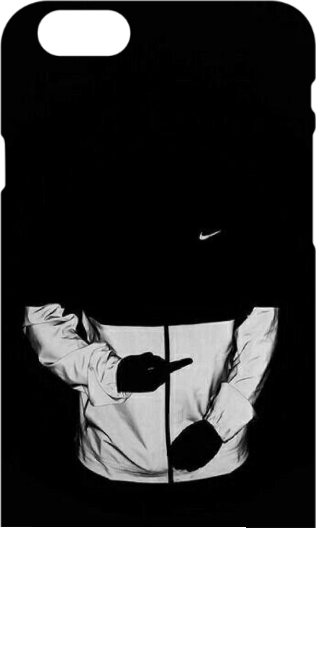 cover 'Nike Man' Cover