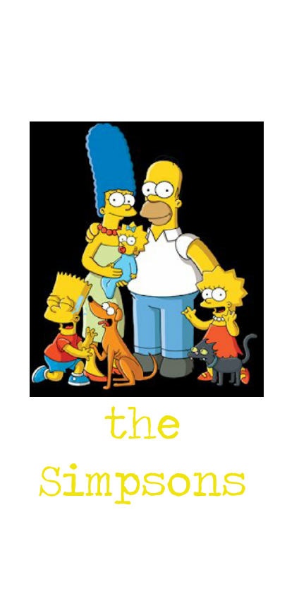 cover The Simpsons