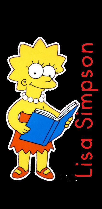 cover Lisa Simpson
