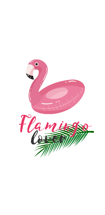 cover Flamingo lover