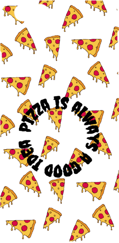 cover 'Pizza is always a good idea'