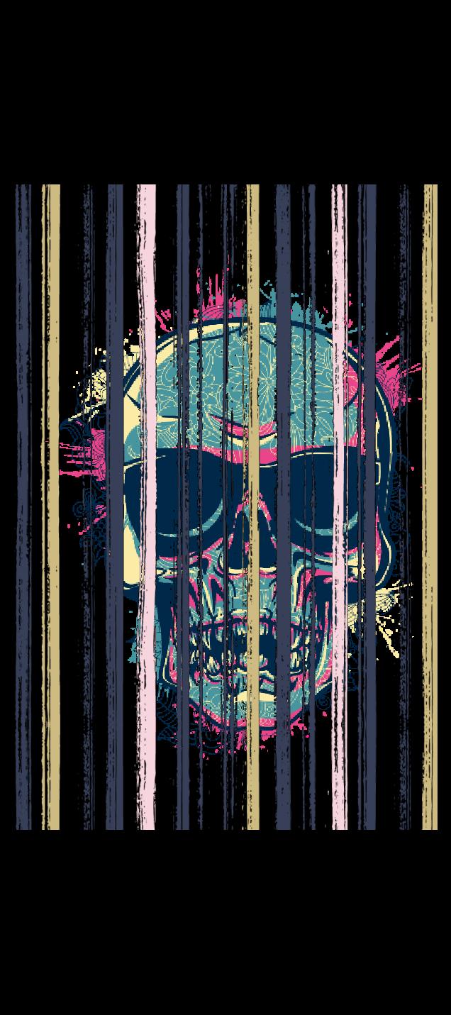 cover prison's skull