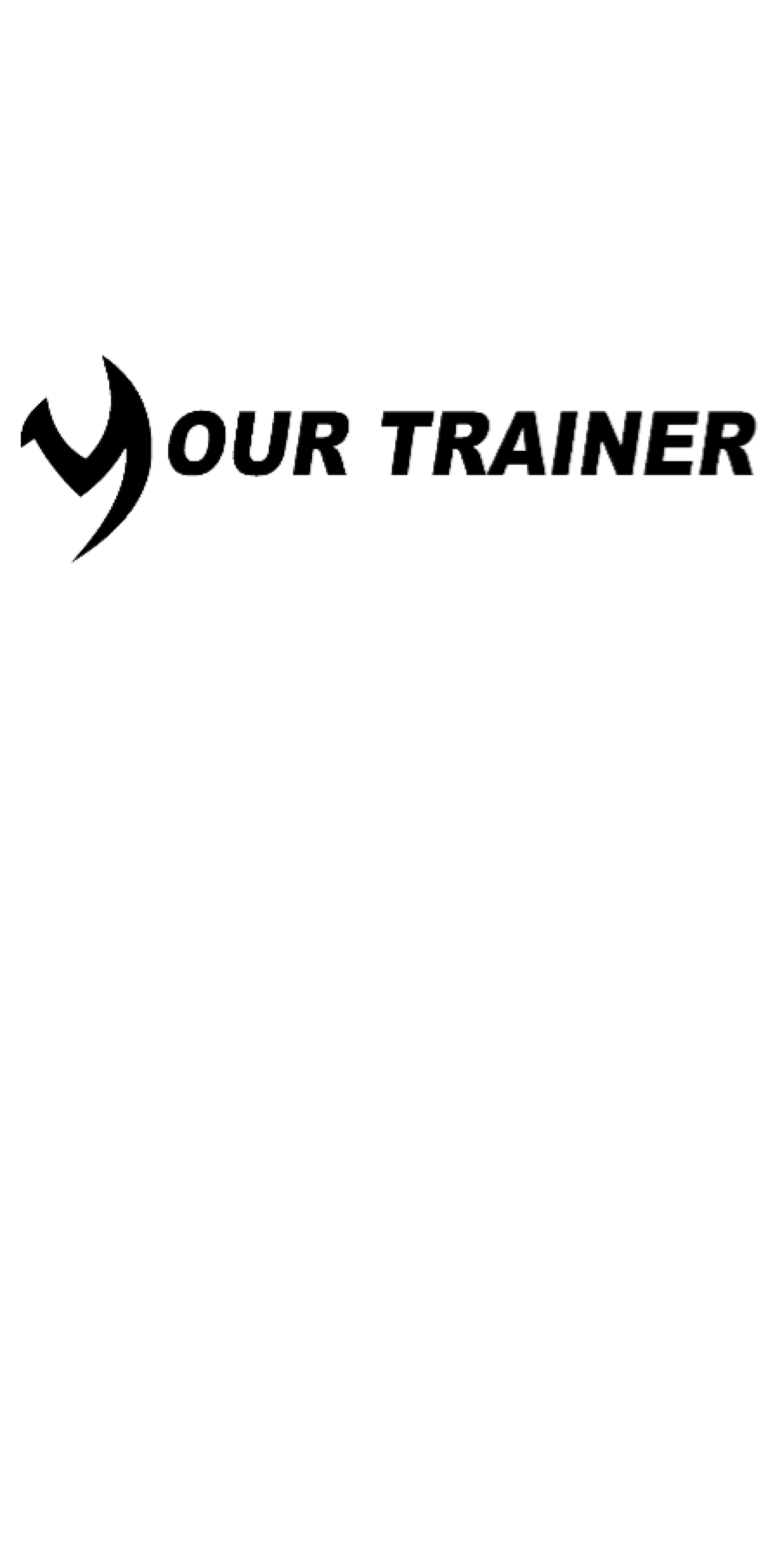 cover t shirt your trainer